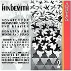 Paul Hindemith - Hindemith: Sonatas for Wind and Piano, Vol. 2 (1997)