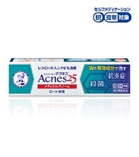 ROHTO Mentholatum Acnes 25 Antibacterial Anti Acne Face Cream 16g IPPN IPM Japan