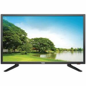 PORTABLE-24-034-HD-SLIM-LED-TV-TELEVISION-AC-DC12V-CAR-KIT-TRUCK-RV-BOAT-12-VOLT