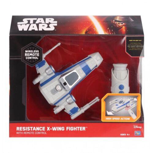 Star Wars The Force Réveille Télécommande Résistance Chasseur X-Wing libre p/&p