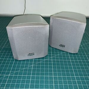 JVC-SP-THS11S-Front-or-Rear-Surround-Sound-Speakers-Home-Cinema-Working-A168
