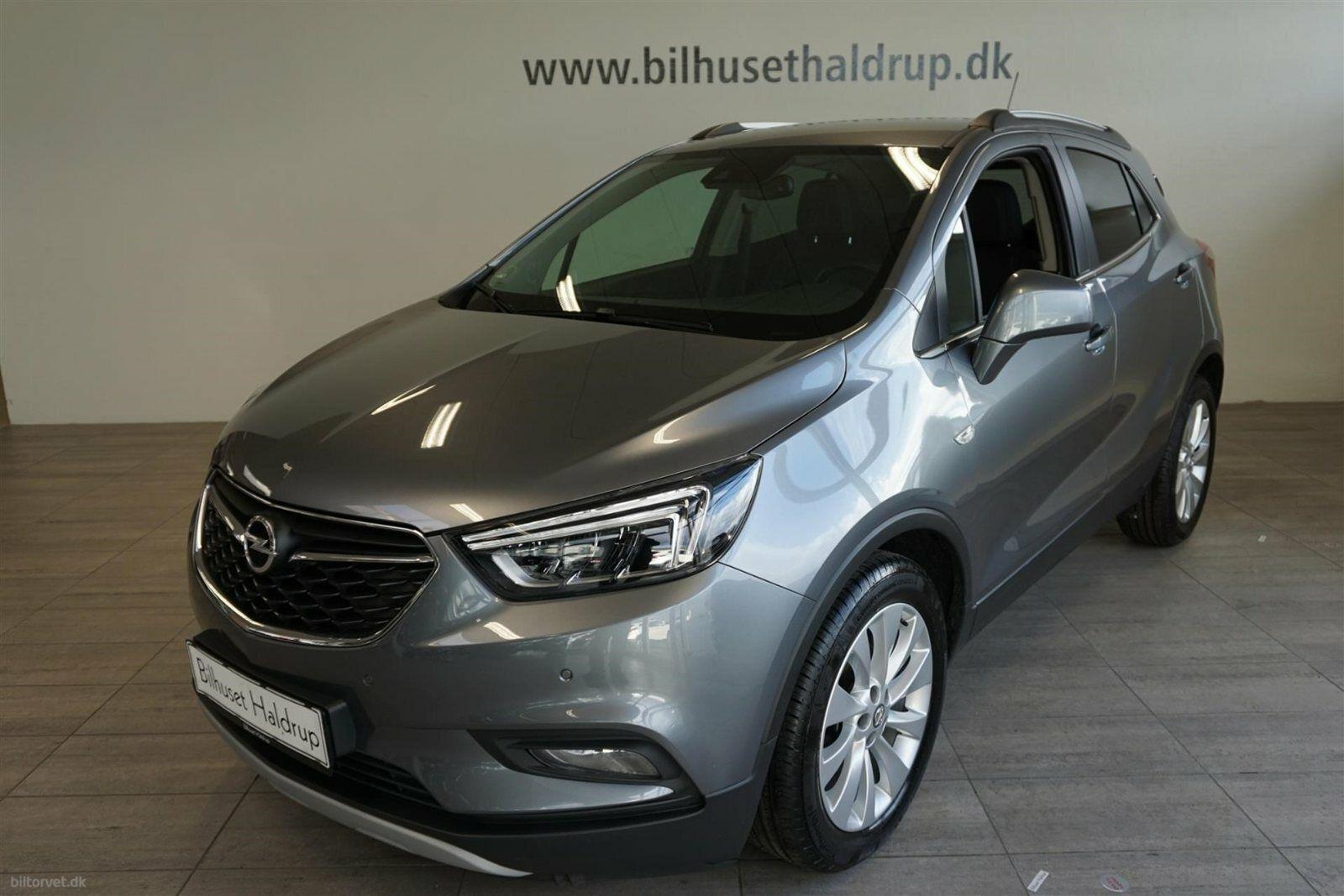 Opel Mokka X 1,4 T 140 Innovation 5d