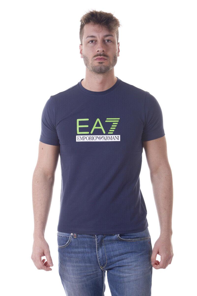 T shirt emporio armani ea7 mens Blau 3 yptm 1pj20z 1554 make offer m tl