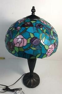 Dale Tiffany Hummingbird Table Lamp Ebay