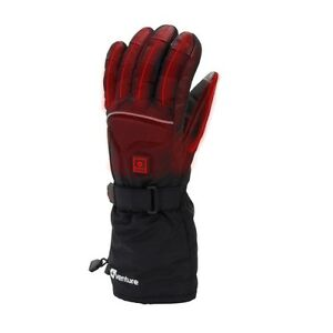 Image Is Loading VENTURE HEAT Battery Powered Heated Gloves For Ski
