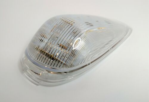 Grakon 2000 Style Cab Light Amber LED w// Clear Lens Perterbilt 387 Set//5