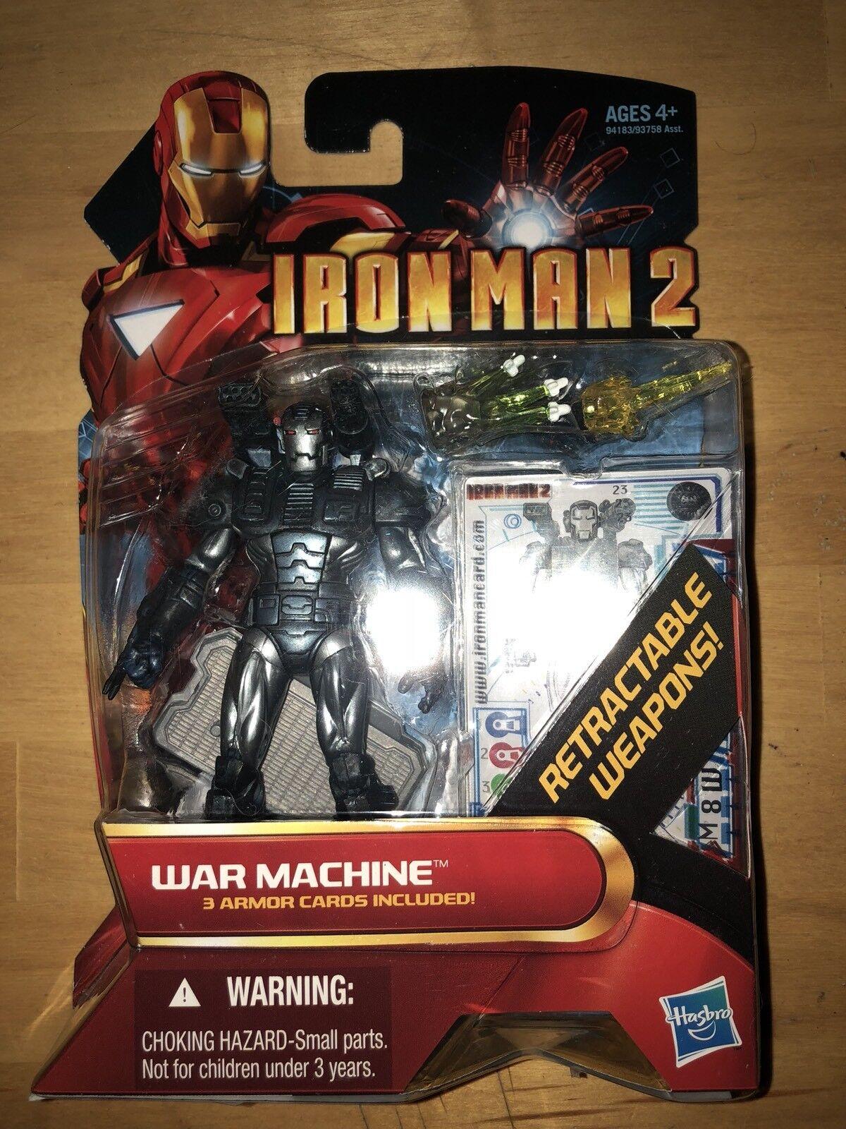 Marvel Iron Man 2 Mark VI af IM2 10