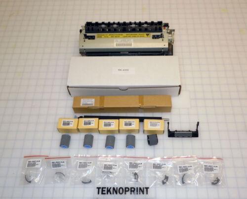 DELUXE C4118A HP LASERJET 4050 4000 FUSER MAINTENANCE ROLLER KIT+90 DAY WARRANTY