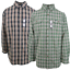 Carhartt-Men-039-s-Beige-Plaid-L-S-Woven-Shirt-XL-3XLT-Retail-45 thumbnail 1