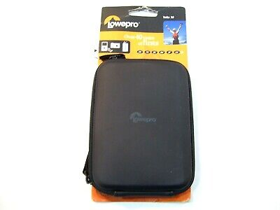 NEW Lowepro Volta 30 Hard Drive Digital Camera iPod Iphone GPS Case Pouch Black
