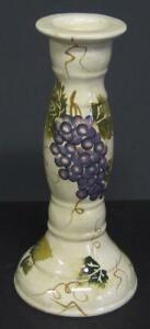 Tabletops-Unlimited-Cabernet-Candlestick-Candle-Holder-wine-grapes-decor-9-1-2-034