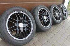 "15"" alloys + tyres 4x108 ford fiesta focus sierra puma escort mondeo ka xr3i"