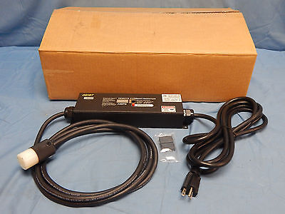 NEW Geist LME-102STS-10ST5S Ethernet Remote Current Monitor 16A 50//60Hz 125VAC