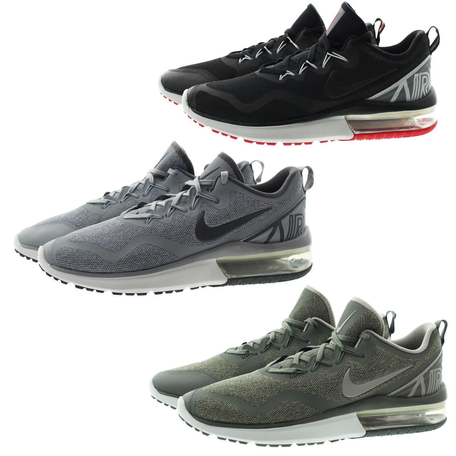 Nike AA5739 Mens Air Max Fury Mesh Upper Road Running Training shoes Sneakers