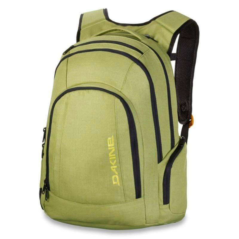 Dakine 101 Grün-Beige 8130030-2956-Taiga Laptop Rucksack Daypack 15  Schule 29L