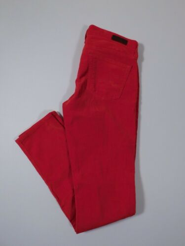 """ADRIANO GOLDSCHMIED AG Red Pinwal Corduroy """"The St"""