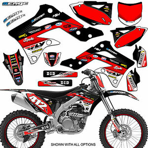 2013 2014 2015 2016 kxf 250 graphics kit kawasaki kx250f kx f 250f deco kxf250 ebay