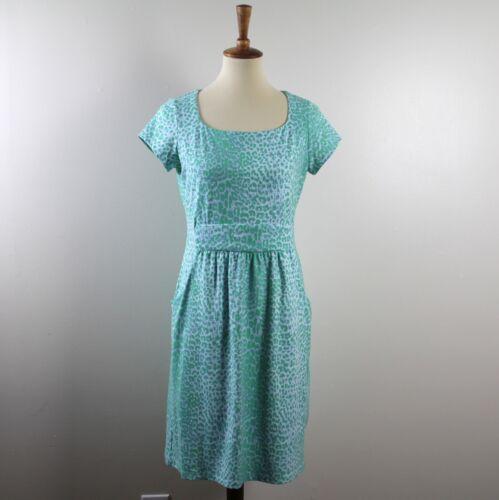 J McLaughlin Catalina Cloth Emma Animal Print Dres
