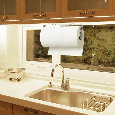 Küchenrollenhalter Edelstahl Rollenhalter Papierrollenhalter Papierhalter