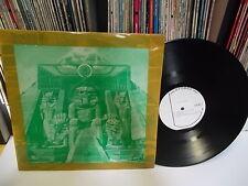 IRON MAIDEN -Powerslave KOREA LP.Green Cvr. Misprinted Label
