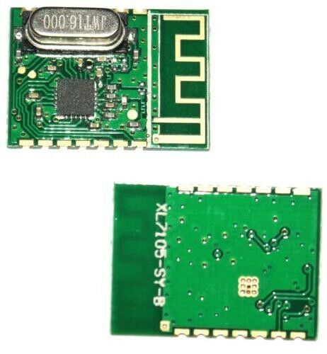 A7105 2.4G Wireless Module CC2500/ NRF24L01 MD7105-SY Transceiver AA