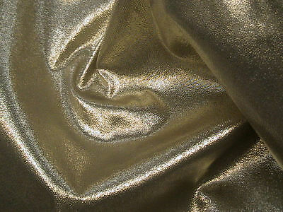 """Lame Metallic Shiny Fabric Material 45"""" wide Gold Silver Red pink lilac"""