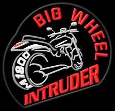 Suzuki Intruder Big Wheel M1800R Aufnäher iron-on patch