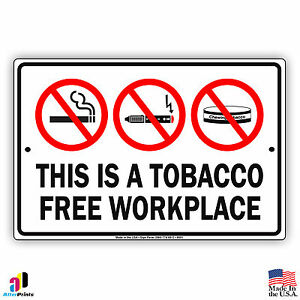 This-is-a-Tobacco-Free-Workplace-Aluminum-Metal-8-034-x-12-034-Sign