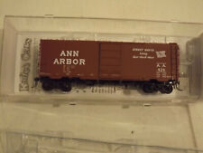 Ann Arbor 40/' PS-1 DF Boxcar HO Decals CDS Lettering #117