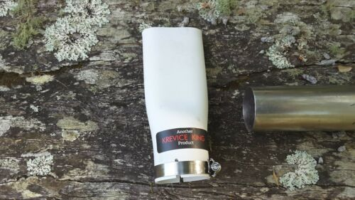 GOLD PROSPECTING..YABBIE PUMP ATTACHMENT... by Krevice King...