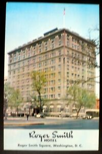 1950s-Roger-Smith-Hotel-Washington-DC