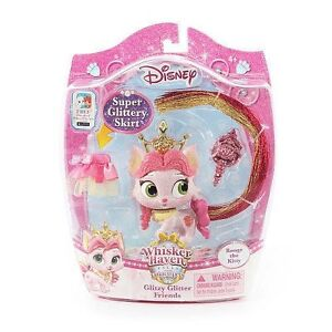 Disney Whisker Haven Tales Palace Pets Glitter Friends Rouge the Kitty NEW
