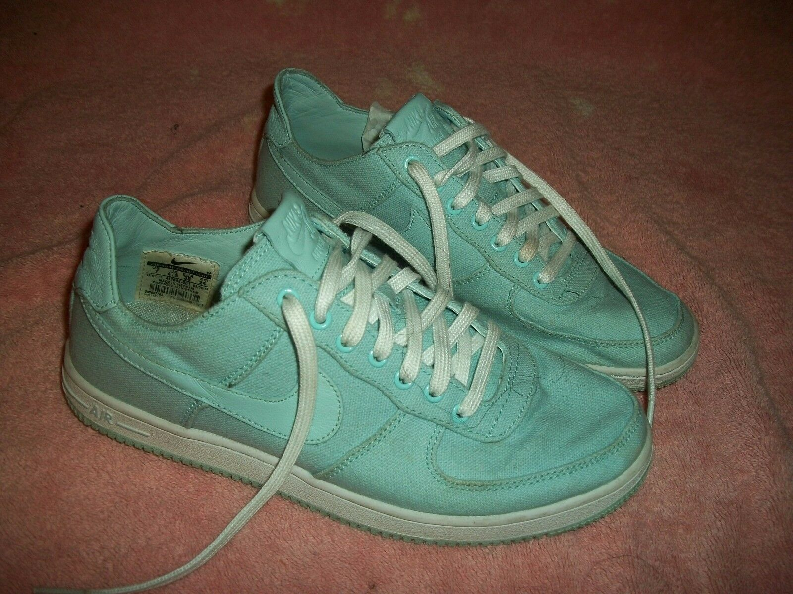 WOMENS NIKE AIR AF1 LIGHT SHOES SIZE 4.5 IN GOOD COND Seasonal price cuts, discount benefits Wild casual shoes