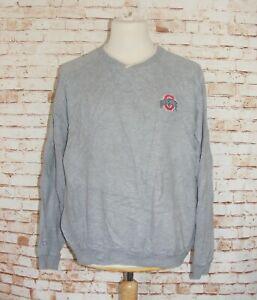 size-XL-USA-L-vintage-90s-sweatshirt-Ohio-State-college-university-grey-marl