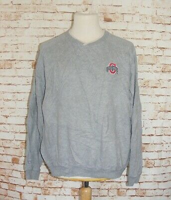 Taille XL (USA L) vintage 90 s Sweat shirt Ohio State