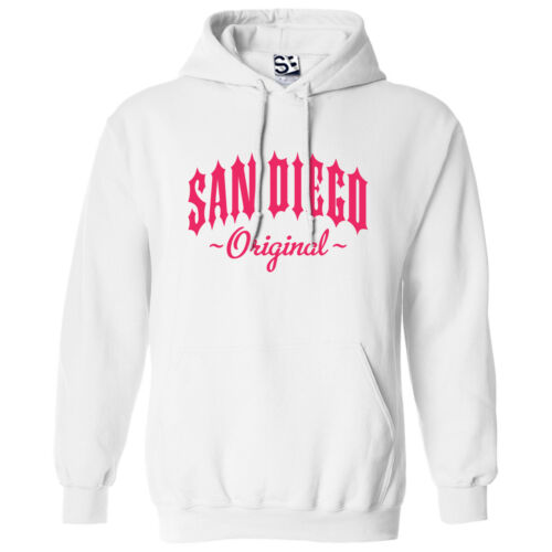 San Diego Original Outlaw HOODIE Hooded OG Straight Outta Sweatshirt All Color
