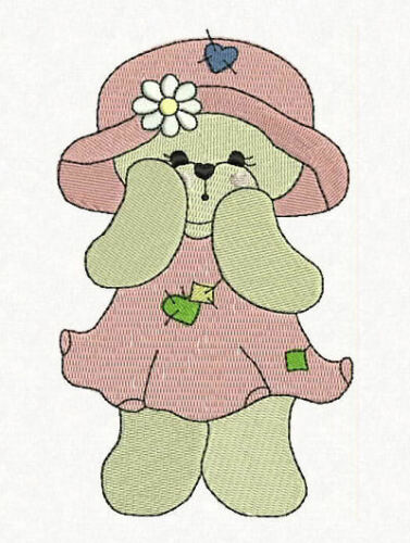 Patch Bears Machine Embroidery Designs 1032