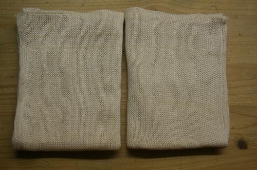 2 Stück Pressack neu, Beerenpresse Kloßpresse Pressbeutel für Obstpresse