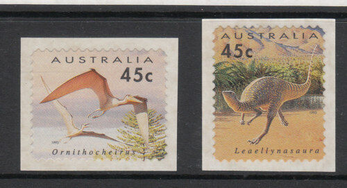 1993 Dinosaurs  - P&S Stamps