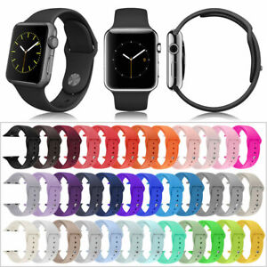 Replacement-Sport-Silicone-Strap-Band-For-Apple-Watch-Series-4-38-42mm-40-44mm