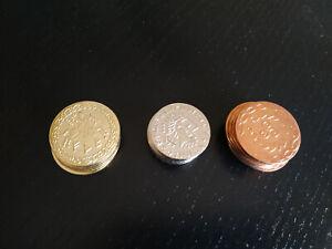 Celtic Apogee Metal Coins 21x New Boardgames Giochix Board Game (a) Gdr Rpg