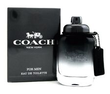 Coach New York Cologne for Men 2.0 oz.EDT Spray New In Retail Sealed Box