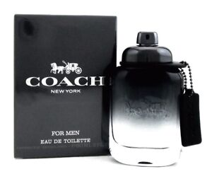 Coach-New-York-Cologne-for-Men-2-0-oz-EDT-Spray-New-In-Retail-Sealed-Box