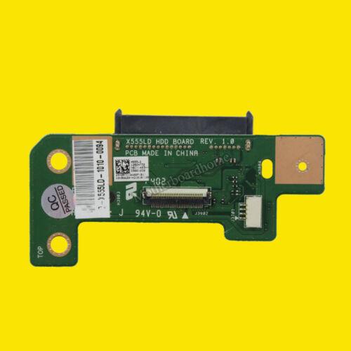 Fit ASUS X555L X555LD X555LP X555LI X555LJ hard drive HDD Board USB IO/_Board