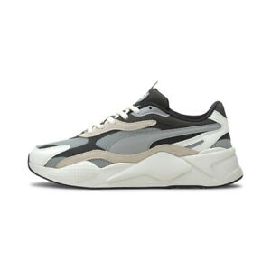 Details about [PUMA] RS-X³ Puzzle Shoes Sneakers - Limestone/White(37157001)