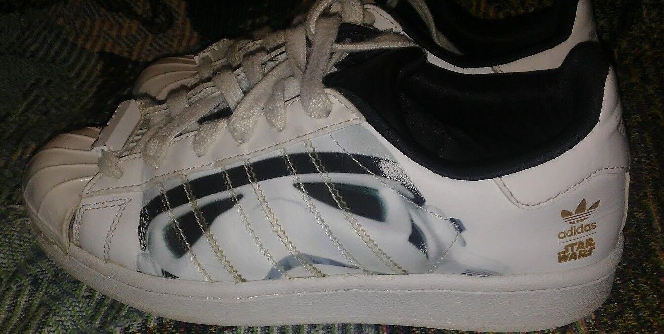 Adidas guerre stellari scarpe assaltatore di seconda mano scarpe stellari sz 4 8e4712