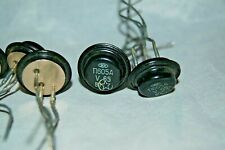 2SA416  PNP Made in USSR in 1965 NEW NOS Germanium Ge Transistors P605A