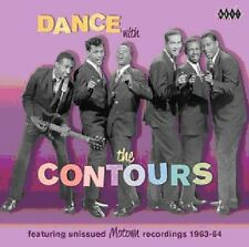 The Contours, Contou - Dance with the Contours [New CD] UK - Import