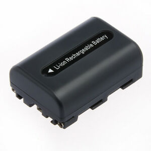 Batterie-1800mAh-NP-FM50-pour-Camescope-Sony-CCD-TRV-TRV106-TRV106K-TRV108