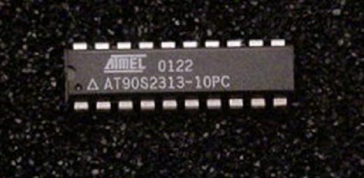 5 PCS AT90S2313-10PC 20-pin DIP MicroController